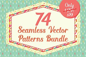 Vector Pattern Swatches MEGA BUNDLE