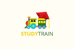 Study Train Logo