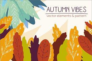 Autumn Vibes | Vector elements
