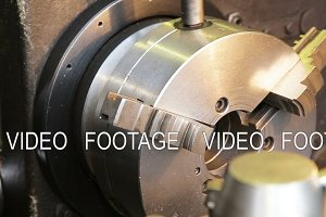 metal milling machine