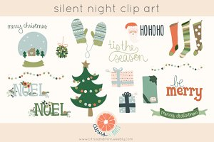 Christmas Holiday Clip Art
