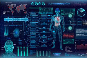 Medical Examination, HUD Interface