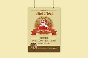 Oktoberfest Flyer V864