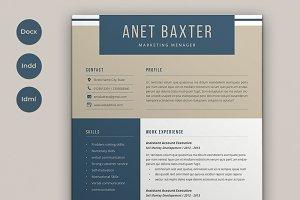 Resume Anet