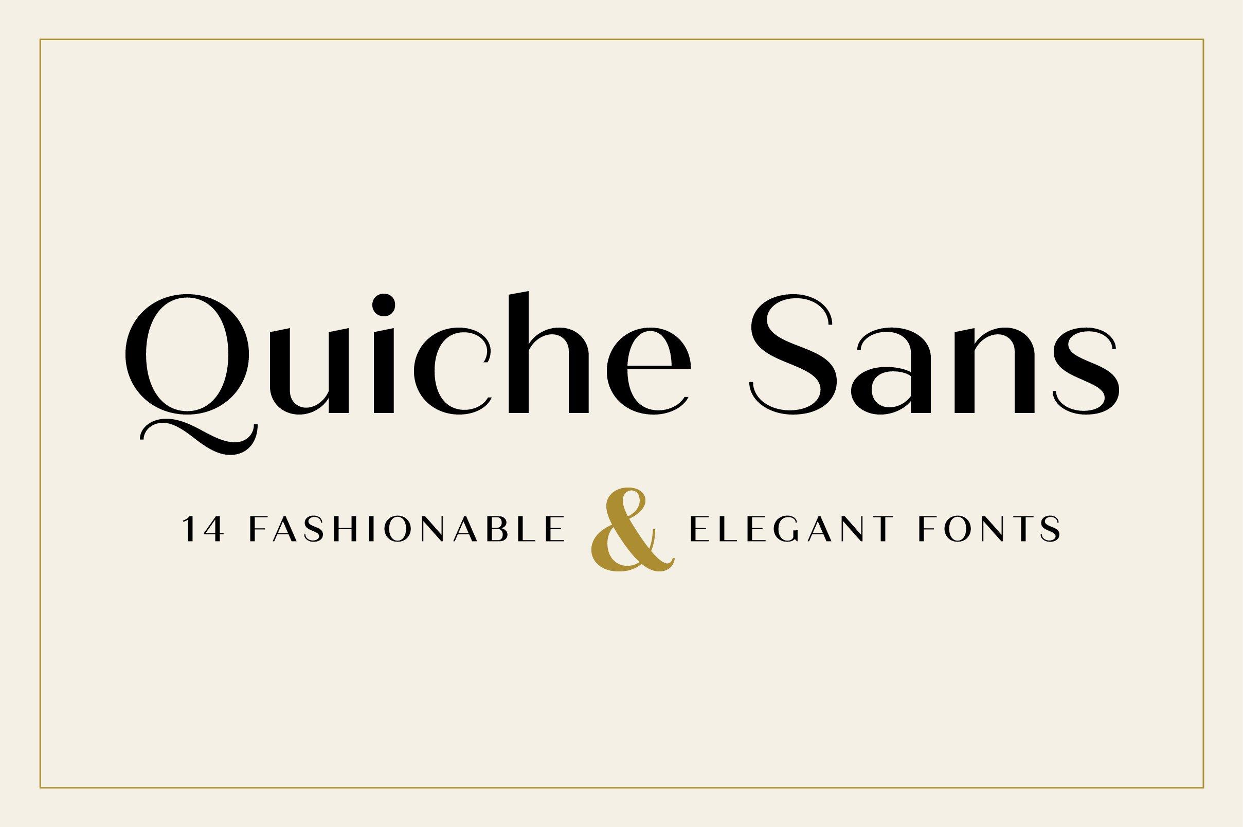 Quiche -Sans-Font-Family-www.mockuphill.com