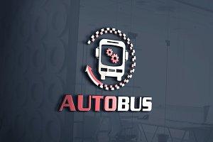 AutoBus | Logo Template