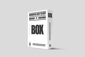 Software Box Mock-up 1