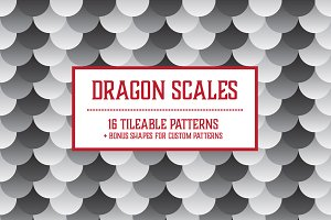 Dragon Scales Patterns