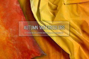 Autumn Watercolors