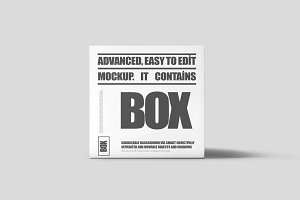 Software Box Mock-up 5