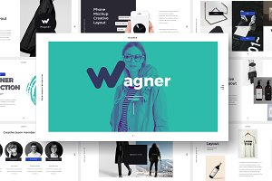 Wagner - Powerpoint Template