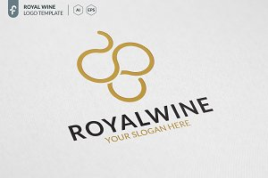 Royal Wine Logo