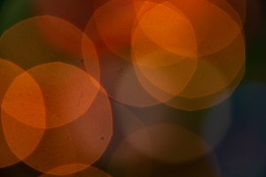 Bokeh Lights - Abstract
