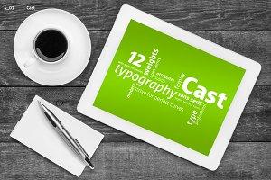 Cast – Basic Set
