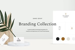 Branding Collection - Vol. 01