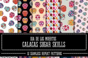Dia de los Muertos: Sugar Skulls