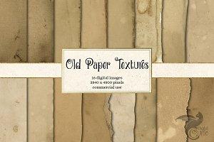 Old Paper Textures 2