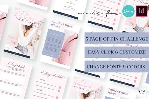 Lady Coach Opt in Freebie Canva