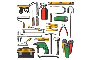 Construction and repair tools
