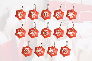 5 - 70 % Off Umbrella Sale Discount