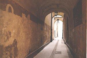 Mysterious Corridor