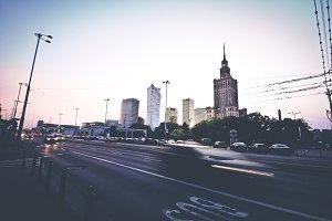 Warsaw, Poland - Center