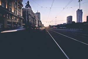Warsaw, Poland - Urban