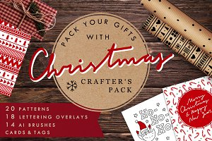 Christmas Crafters Pack
