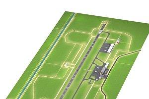 Airport scenario