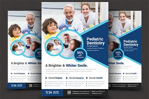Pediatric Dentistry Flyer