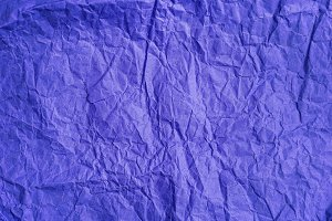 Background of old crumpled colored p