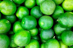Lime Vegetables Fruit