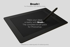 BrushIt - Brush Pack for Photoshop