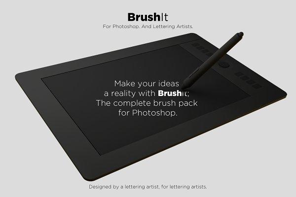 BrushIt - Brush Pack for Photoshop