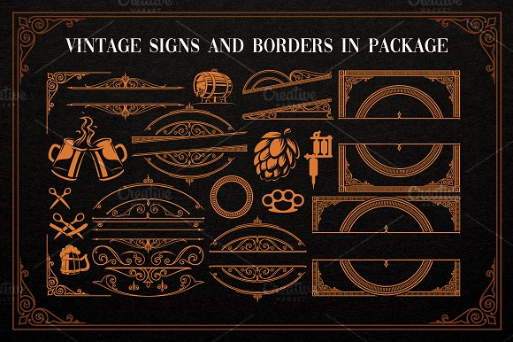 Gold Queen Vintage Font in Tattoo Fonts - product preview 8