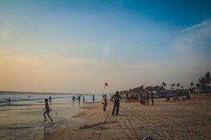beach India, Goa