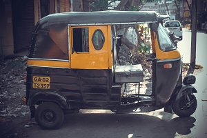 India Rickshaw