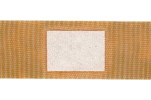 band aid bandage isolated over white