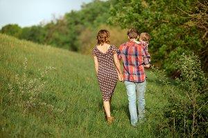 Summer Family Stroll
