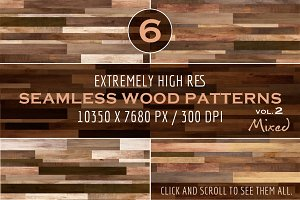 Extremely HR wood patterns vol. 2