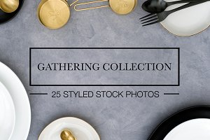 Stock Photo Bundle: Gathering