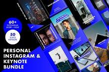 PERSONAL Instagram & Keynote Bundle