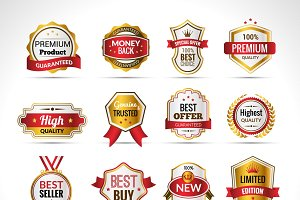 Luxury labels best price
