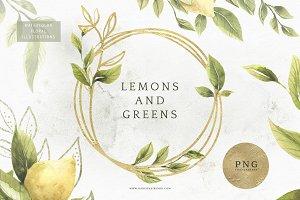 Lemons & Greens