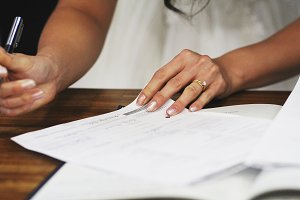 Wedding Signature