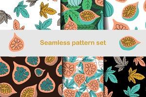 14 weekly planners +6Fig pattern set