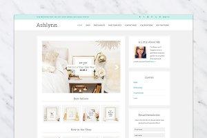 Ashlynn // Genesis eCommerce Theme