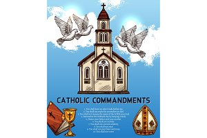 Catholic commandments