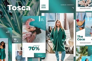 Tosca Instagram Stories