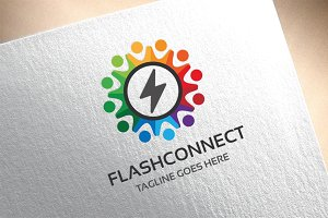 Flash Connect Logo